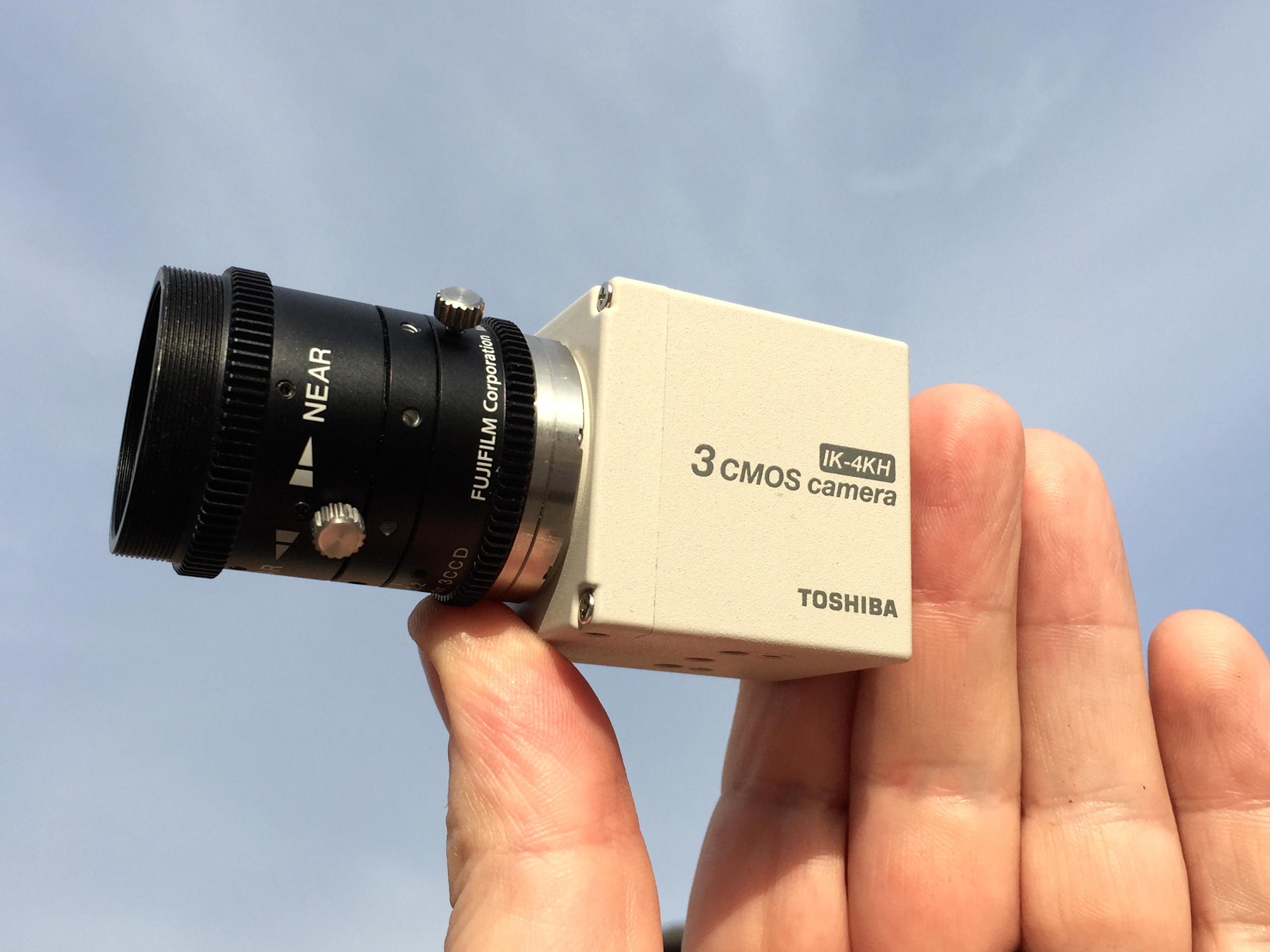 Ik 4k Ultrahd 4k Video Camera System Ysc Technologies